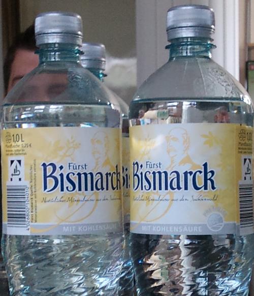 bismarck water