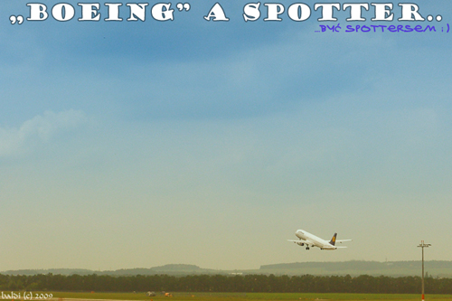 being a spotter