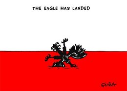 the eagle has landed